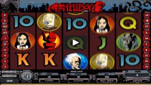 Online Slots Hellboy